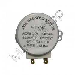 Motore piatto microonde